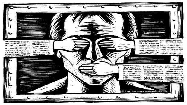 Οι δημοσιογράφοι δεν φυλακίζονται για όσα γράφουν, τα δημόσια πρόσωπα απαντούν και δεν κυνηγούν