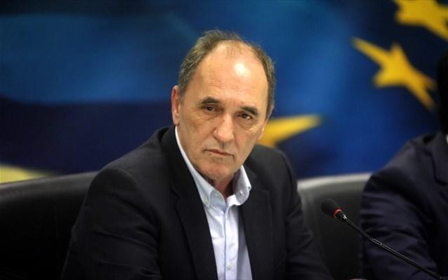 Σταθάκης: Δε θα αφήσουμε την Κρήτη χωρίς ρεύμα- Θα τα βρούμε με την Κομισιόν για το μεγάλο καλώδιο