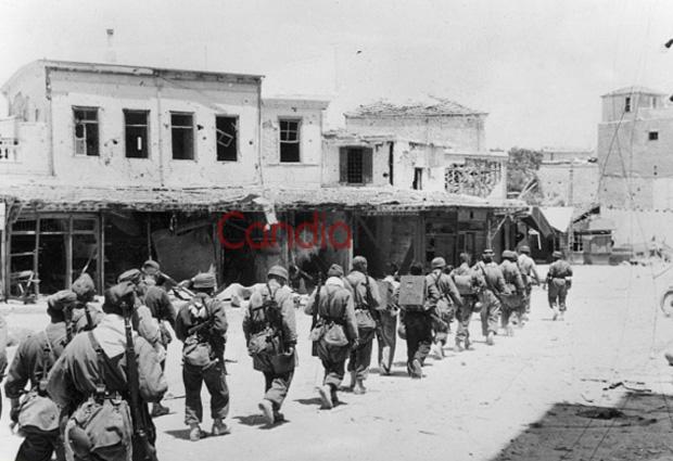 Heraklion 1941 rok