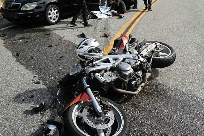 Ηράκλειο: Δικυκλιστής τραυματίστηκε σοβαρά σε τροχαίο