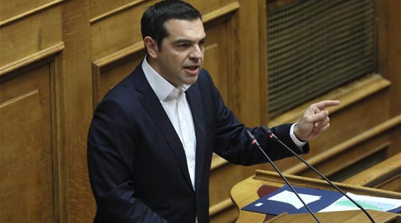 Αλ. Τσίπρας στην Κ.Ο. του ΣΥΡΙΖΑ: Έχουμε τη βαριά ευθύνη να ανασυγκροτήσουμε τη δράση μας (Βίντεο)