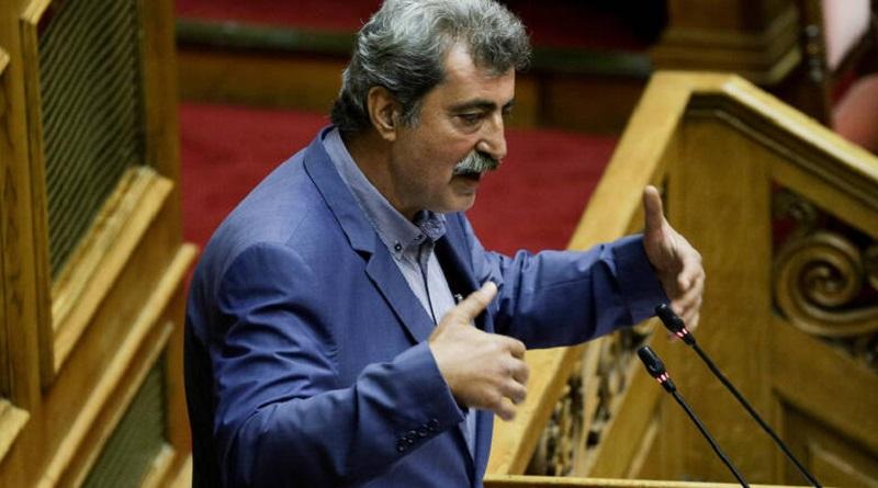 Π. Πολάκης: Η Κρήτη σαν μια μεγάλη γαλατική επαρχία, θα αντισταθεί στην επέλαση του νεοφιλελευθερισμού