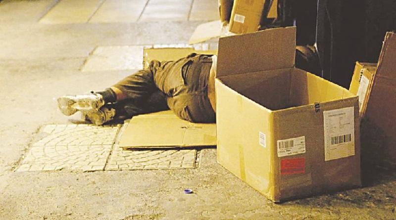 Νεκρός άστεγος άνδρας σε περιοχή του Ηρακλείου – Candia Doc