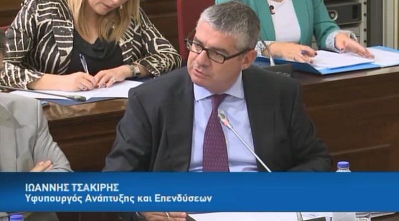 Κυβερνητικό αλαλούμ με τον ΒΟΑΚ: Υφυπουργός διαψεύδει τον υπουργό ότι το έργο είναι μόνο… «σκίτσα»! (βίντεο)