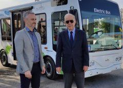 ηλεκτροκινητο λεωφορείο