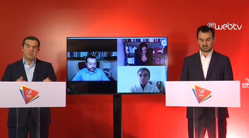 Τα 10 μέτρα ύψους €26 δισ. που εισηγήθηκε ο Αλέξης Τσίπρας (Βίντεο)