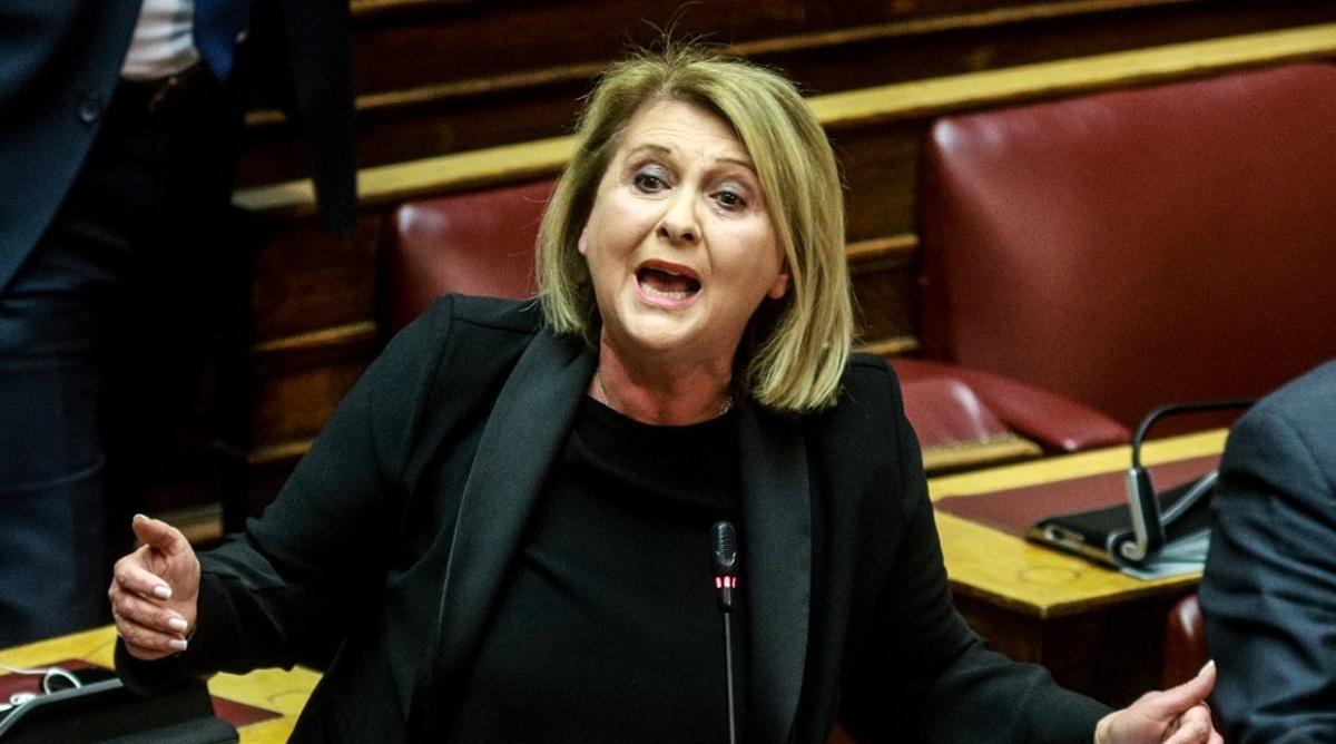 Οι απόψεις που έχει εκφράσει η Βούλτεψη δίνουν και το στίγμα της πολιτικής  που θα ακολουθήσει ως υφυπουργός Μεταναστευτικής Πολιτικής και Ασύλου –  Candia Doc